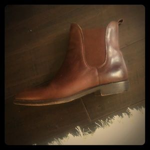 Cole Haan Booties 7.5